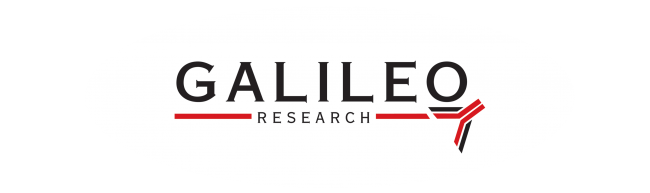 Logo Galileo con sfondo ovale